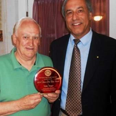 Tom Tracy Rotary Club of South Glens Falls Citizen of the Year 2014